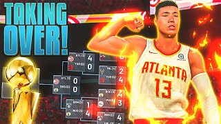 TAKING OVER THE PLAYOFFS! THE NBA CONFERENCE FINALS! 2K20 MyCareer Ep.18