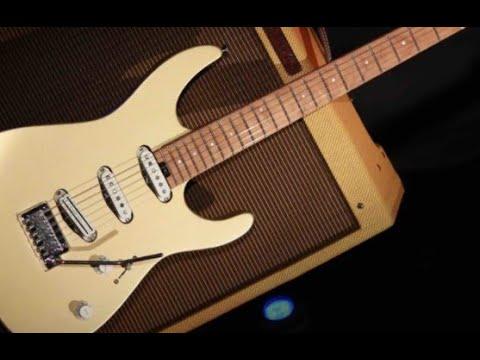 Charvel Baked Neck DK22 Rock Play along