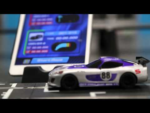 Scalextric ARC One – Behind the scenes