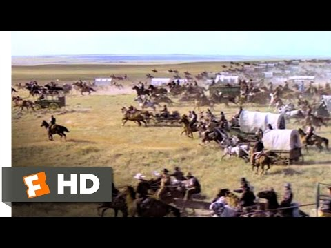 Far and Away (7/9) Movie CLIP - The Oklahoma Land Rush (1992) HD