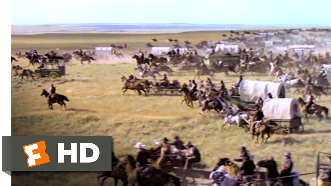 Far and Away (7/9) Movie CLIP - The Oklahoma Land Rush (1992) HD