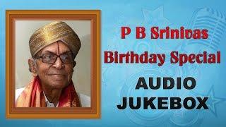 Video P.B. Srinivas Telugu Hit Songs Jukebox | Birthday Special | Best Telugu Songs Of All Time download MP3, 3GP, MP4, WEBM, AVI, FLV Agustus 2018