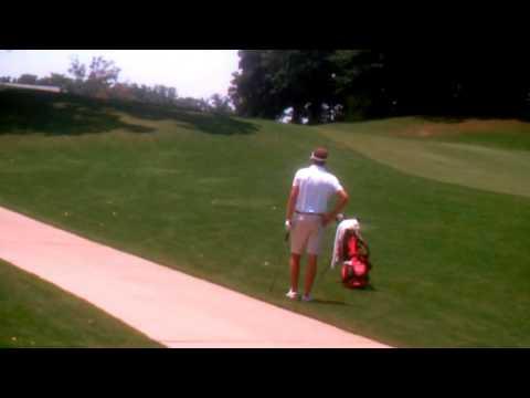 Daniel Berger - 2012 Dogwood - Final Rd (Last 2 Holes Only)