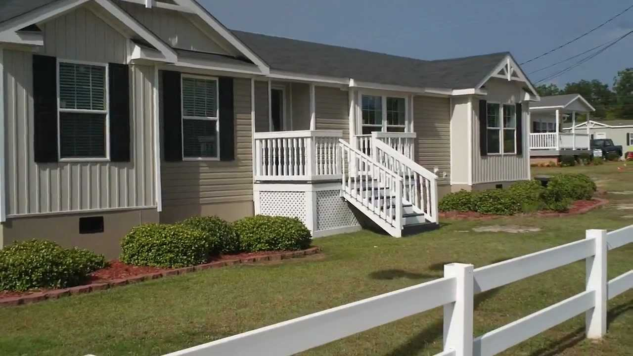 Clayton Homes - Double Wide sized Modular Home - Florence ...