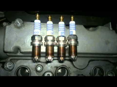 Spark Plug Replacement >> Wymiana ŚWIEC - Opel ASTRA - spark plug replacement - YouTube