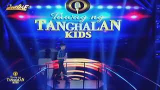 Tawag ng Tanghalan Kids: Keifer Sanchez | Blue Bayou