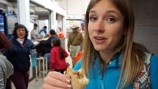 We Love Mexican Markets! 🇲🇽🌮 (Querétaro Mercado La Cruz)