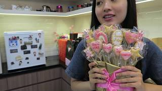 Penasaran Dan Unexpected ! Buka Kado-kado Ulang Tahun part-2 #wilonavlog