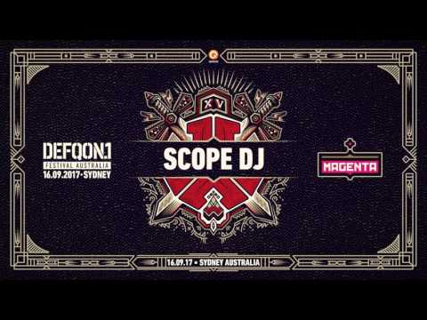 The Colours of Defqon.1 Australia | MAGENTA mix by Scope DJ