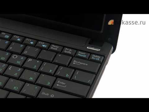 Обзор ноутбука Asus EEE PC 1001PX