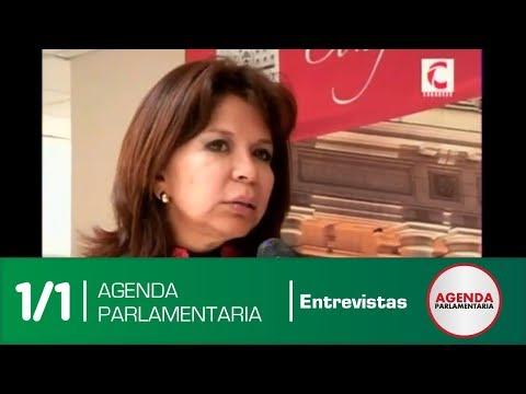 Entrevista a la presidenta de la OEFA Tessy Torres 060318
