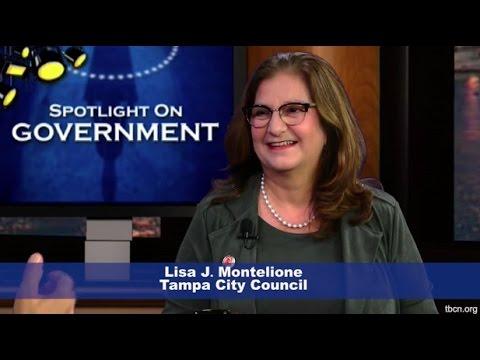 Spotlight on Government: Lisa J. Montelione, Tampa City Council
