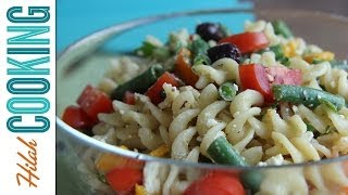 Greek Pasta Salad  + Tour Of My New House!