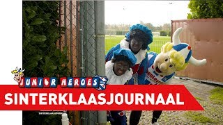 Junior Heroes Sinterklaasjournaal 2018: Aflevering 1