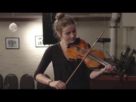 Jenna Moynihan   Fiddle at the Passim School of Music