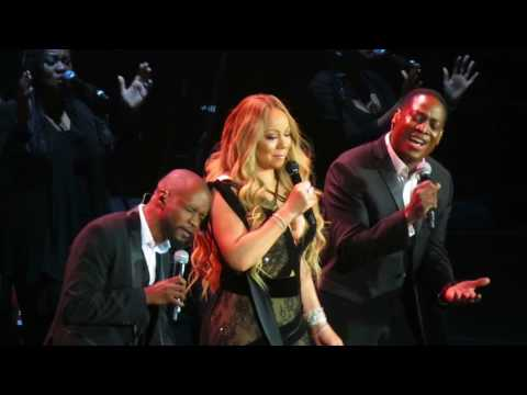 Mariah Carey   One Sweet Day Live in Oakland CA, Oracle Arena, July 21, 2017
