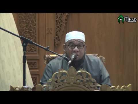 (14012017) Perbuatan yang Tidak Disukai Allah - Ustadz H Mas'udi HS