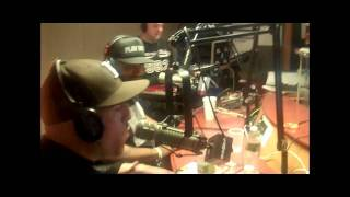 Statik Selektah, Bun B, Reks, And JFK - FREESTYLE On ShowoffRADIO