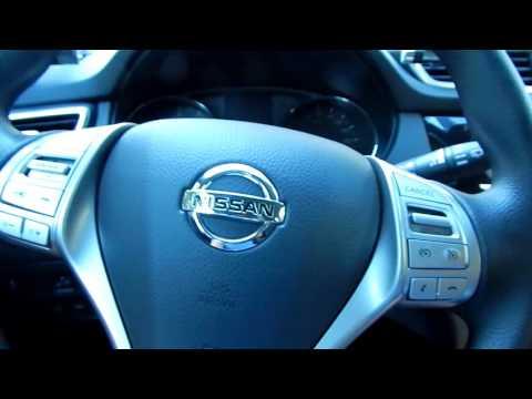 Nissan Qashqai 2015 1.2 turbo 115 л.c 7 X TRONIC CVT Интерьер Часть 1я