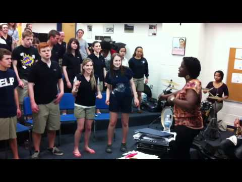Melodies From Heaven - CCH Gr 12. Vocal Class