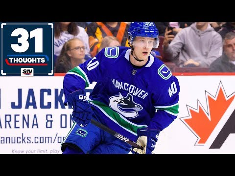 How did Elias Pettersson Fall to #5 in 2017 Draft? And Auston Matthews Contract Talk | 31 Thoughts
