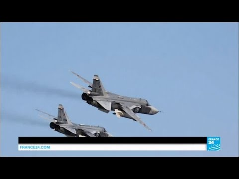Baltic Sea tensions: Russian warplanes