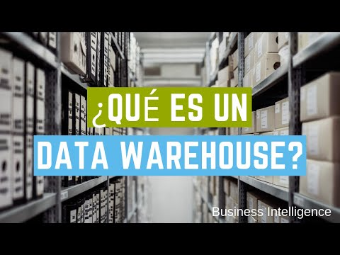 ¿Qué es un Data Warehouse?