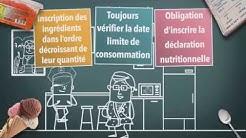 """Consomag : """"Denrées alimentaires : les normes européennes"""""""