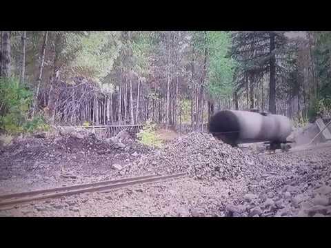 Snake River Railroad Crash Spectacular