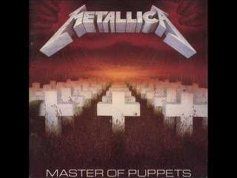 Burden Of Grief - Master Of Puppets