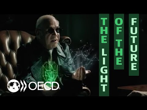 Step into the Light of the Future at OECD Week 2019