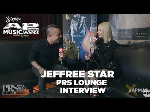 APMAs 2017 Interview: JEFFREE STAR | PRS Lounge