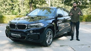 Review Bmw X6 - Merita cumparat?