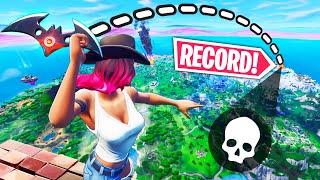 *RECORD* 600m+ BATARANG Kill!! - Fortnite Funny WTF Fails and Daily Best Moments Ep.1374