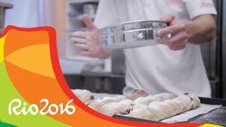 O melhor da Casa da Áustria (The best of Austria House) - Gastronomia Rio 2016