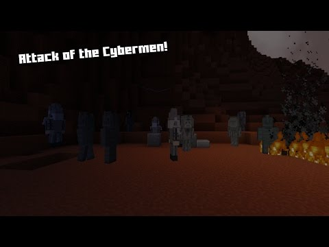 Attack of the Cybermen! - Dalek Mod Roleplay - Update 46 (4K)