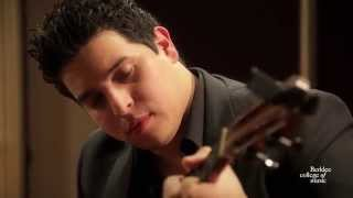 "Carlos Capacho: The Cuatro Project, ""Global"" - Berklee College of Music"
