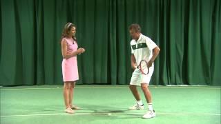 Coaching Corner: Maria Sharapova's backhand
