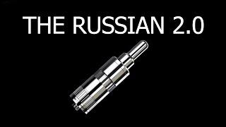 Обзор обслуживаемого атомайзера The Russian 2.0
