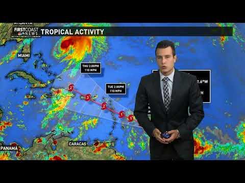 Tropics update Sept. 16, 2017: Jose, Maria and Lee