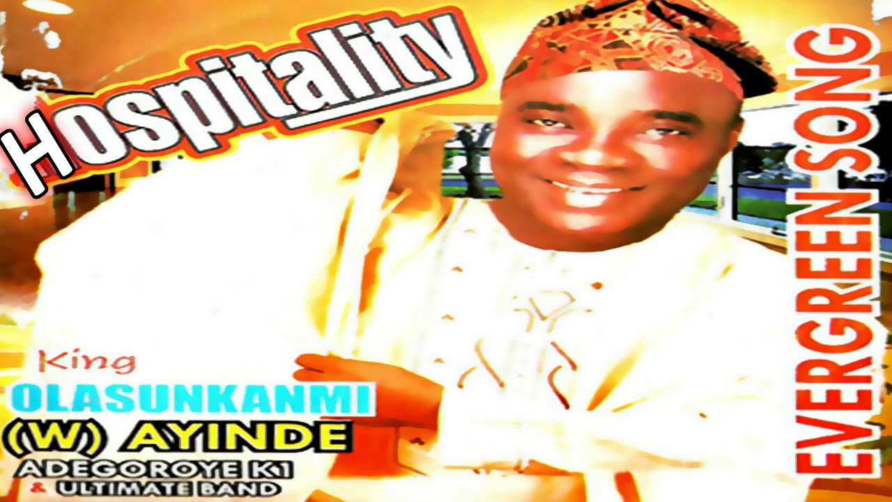 Download K1 DE ULTIMATE - HOSPITALITY (AUDIO) - 2019 Yoruba Fuji Music New Release this week 😍