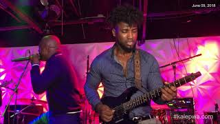 Nu-Look / Arly Lariviere & New Guitarist : Full Live Performance at Reign Restaurant & Bar