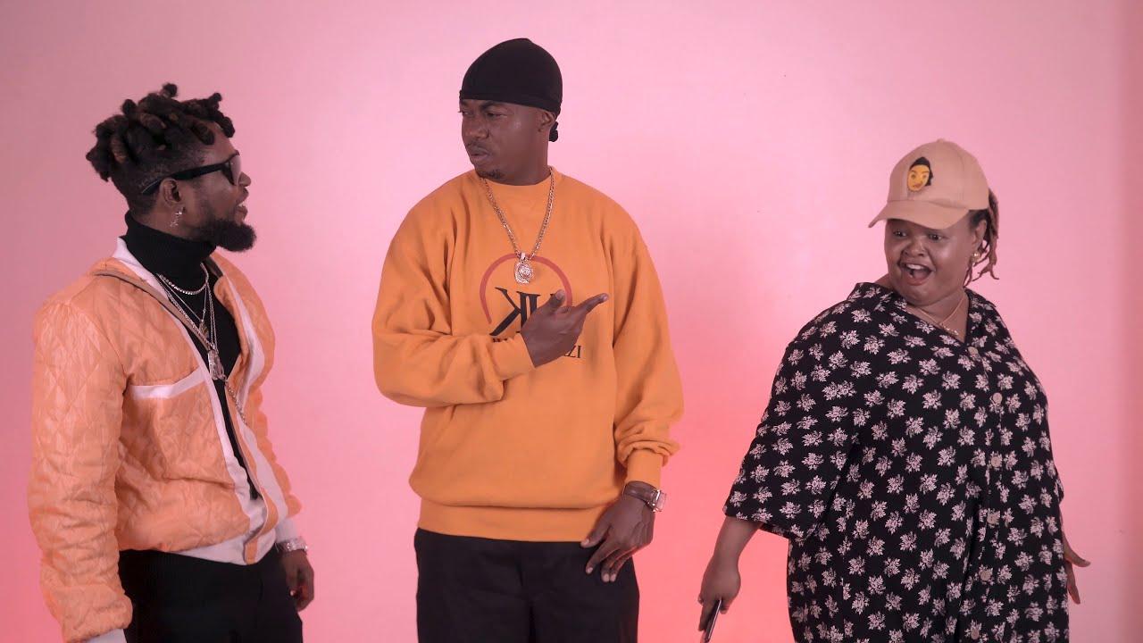 Download MANSU-LI  feat. TK Nendeze   Blah Blah (Official Music Video)