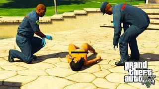 GTA V - RANDOM & FUNNY MOMENTS 41 (Stupid NPCs, RKO!)