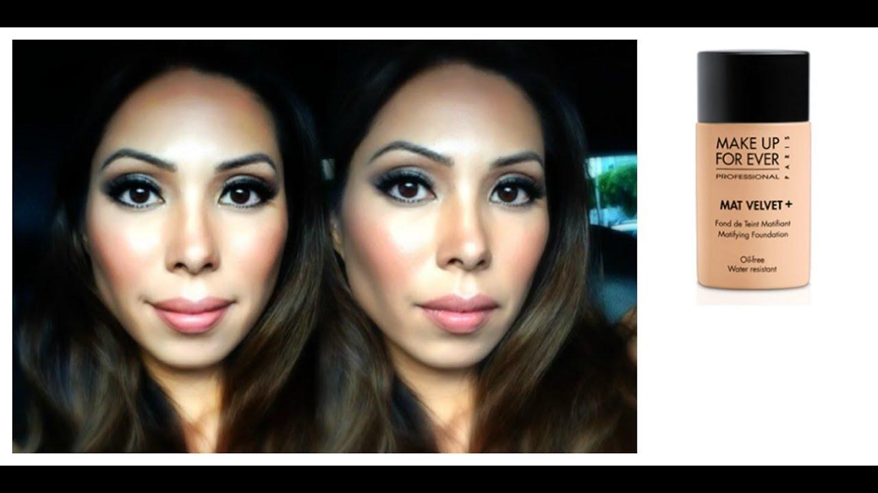 Makeup Forever Mat Velvet Mugeek Vidalondon