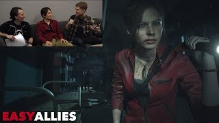 Resident Evil 2 - Director Insights and Gameplay Commentary