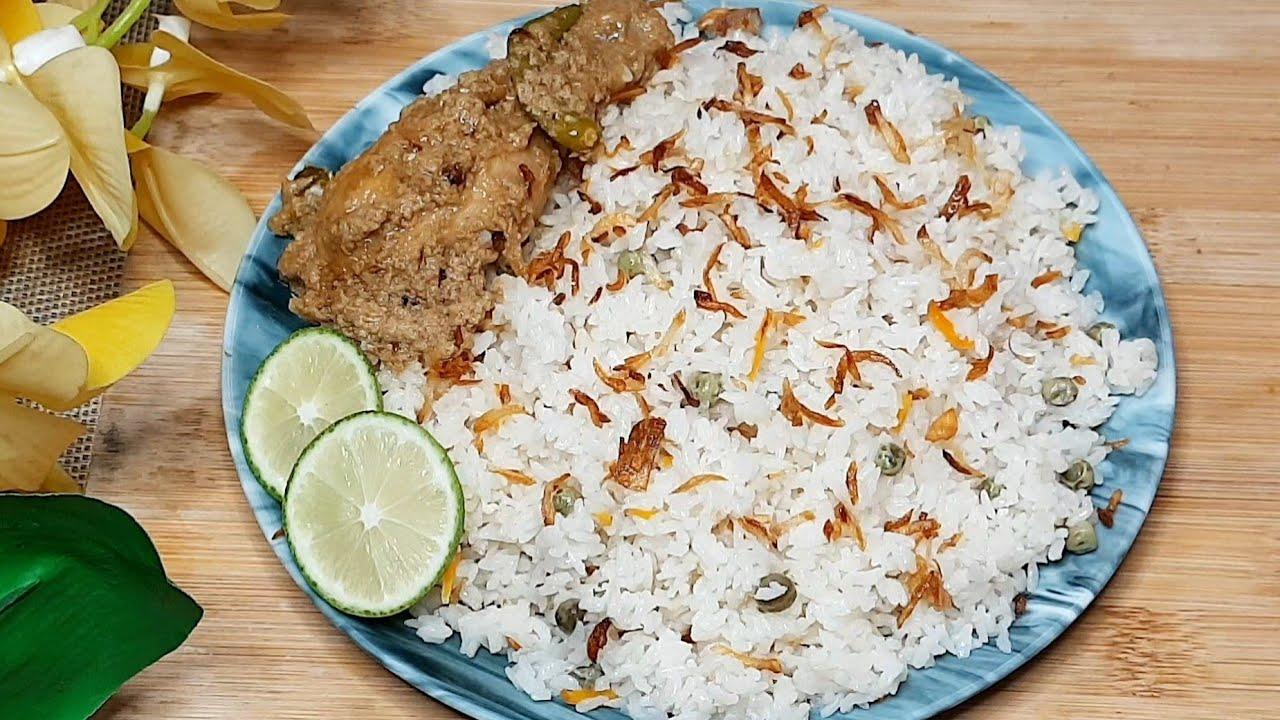 ঈদ স্পেশাল ঝরঝরে এবং একটু বেশি স্বাদের পোলাও রান্নার সহজ রেসিপি |Parfect pulao racipe| Polao racipe|