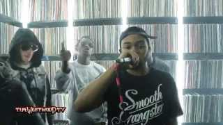Westwood - Stigs Crib Session Freestyle