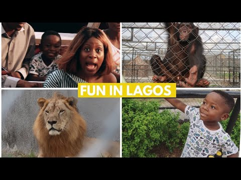 FAMILY FRIENDLY PLACES IN LAGOS | OMU RESORT | LUFASI PARK
