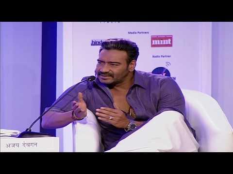 Hindustan Shikhar Samagam 2017 || Ajay Devgn & Vidya Balan live from Lucknow